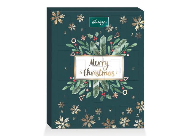 Kneipp Adventskalender 2018