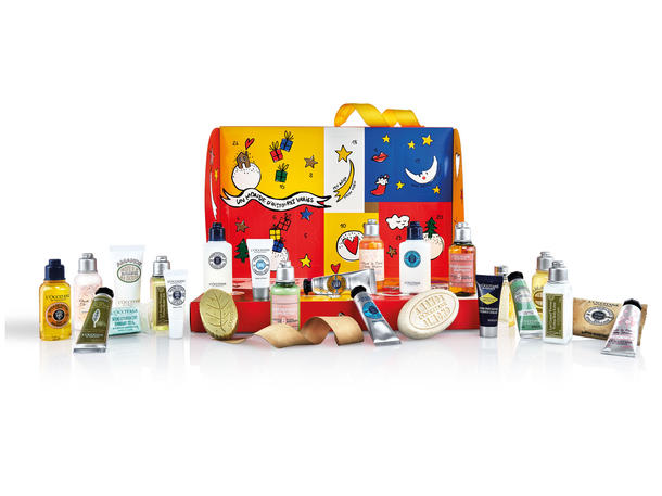 L'Occitane Adventskalender 2018