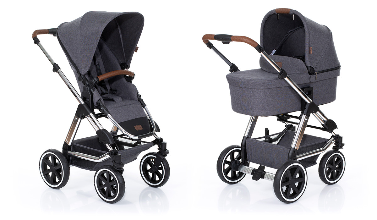 Condor Air Kinderwagen (Bildquelle: ABC Design)